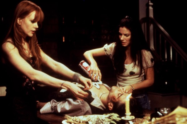 Sally and Gillian Owens, 'Practical Magic'