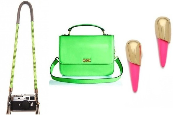 Ten Neon Accessories for Summer