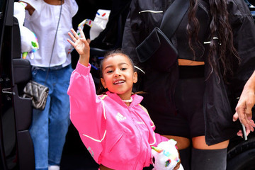 So, North West Is On The Cover Of A Fashion Magazine — At Five Years Old