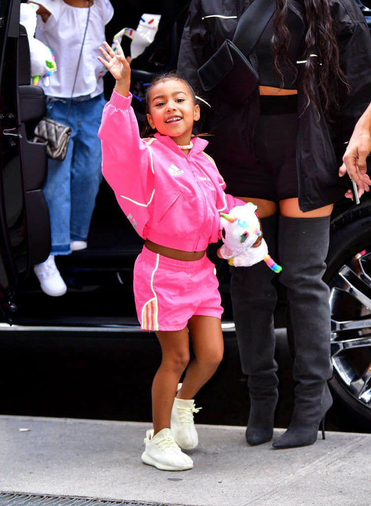 So, North West Is On The Cover Of A Fashion Magazine — At Five-Years-Old