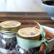 DIY Hot Chocolate Mix Jars
