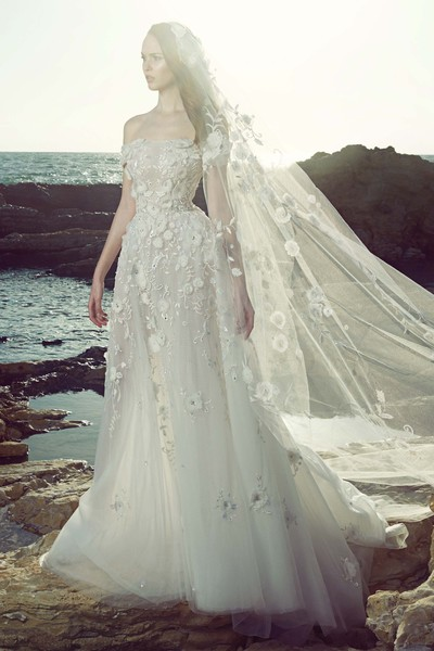 Zuhair Murad's Bridal Gowns Are Made for a Queen