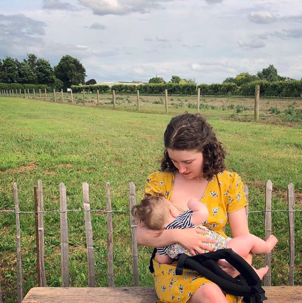 Because Breastfeeding Can Be An Act Of Courage