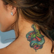 Audrina Patridge Tattoos