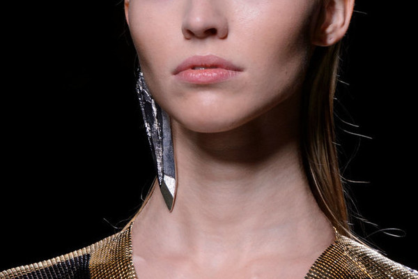 Fiercely Beautiful Paris Runway Jewelry