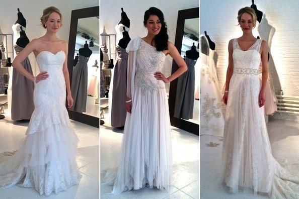 Wedding Dresses You'll Find at David's Bridal This Fall 2013