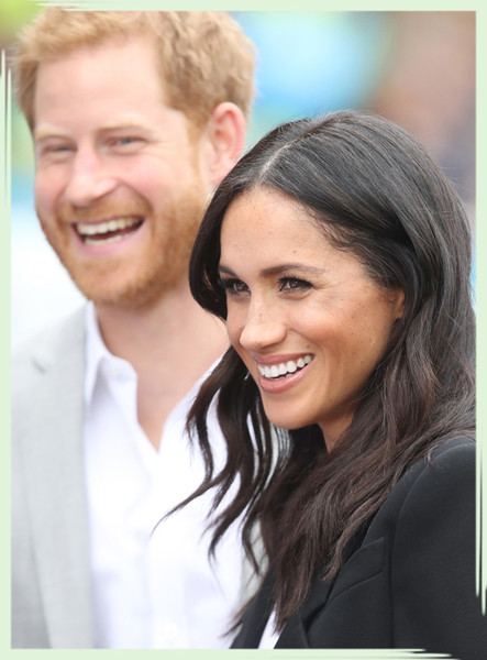 Meghan Markle And Prince Harry's Ireland Tour Photos