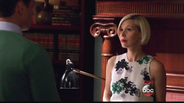 Liza Weil on 'How to Get Away with Murder'