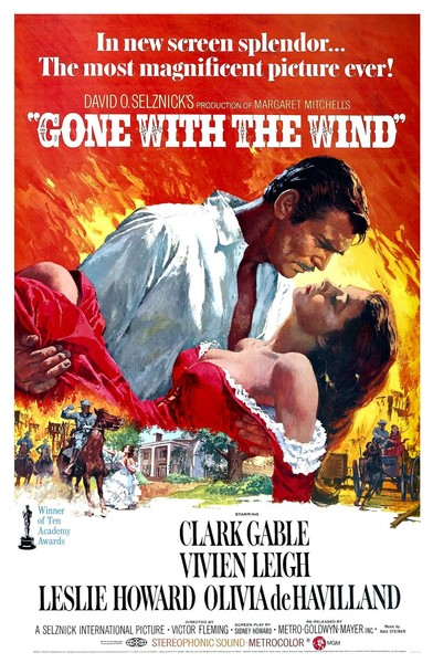 'Gone With The Wind' (1939)
