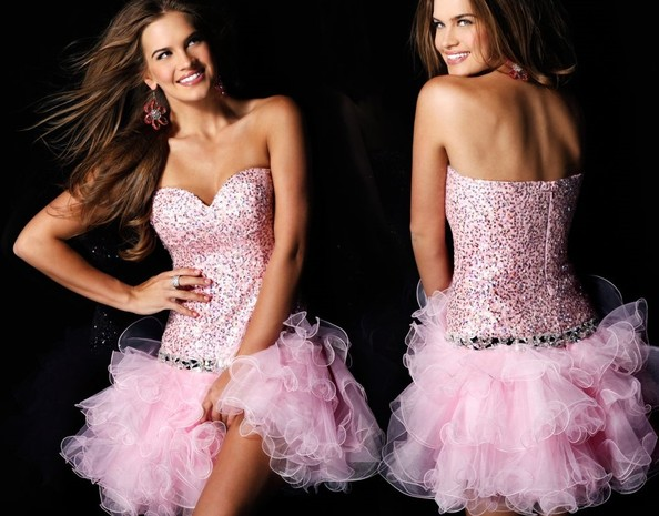 Tutu Prom Dresses by Sherri Hill - Tutu Prom Dresses 2011 - Livingly