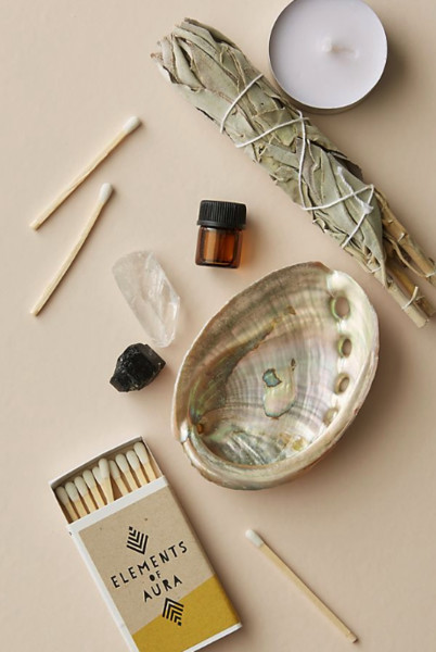 Cleansing A Space Ritual Kit