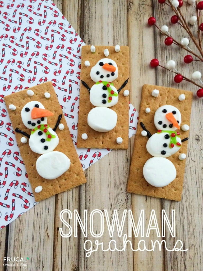 Edible crafts are fun too diy holiday crafts for the for Fun kid food crafts