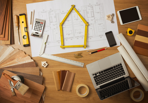 Create a budget for renovations and repairs before closing