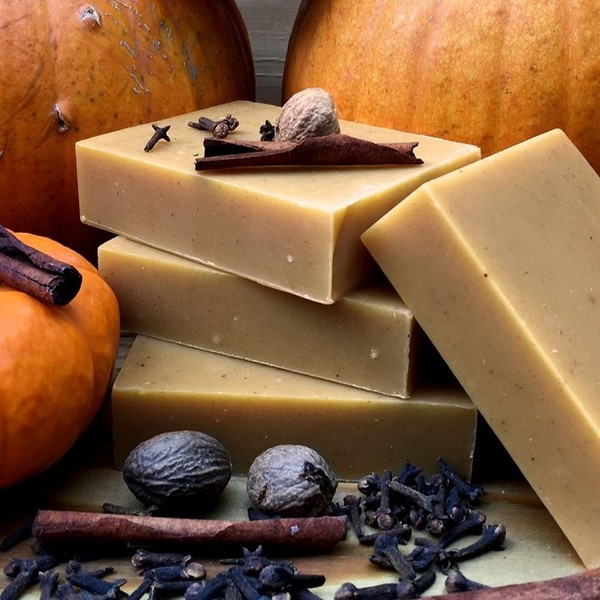 Chagrin Valley Pumpkin Spice Soap
