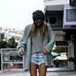 Pair Cut-Off Shorts With Cozy Details