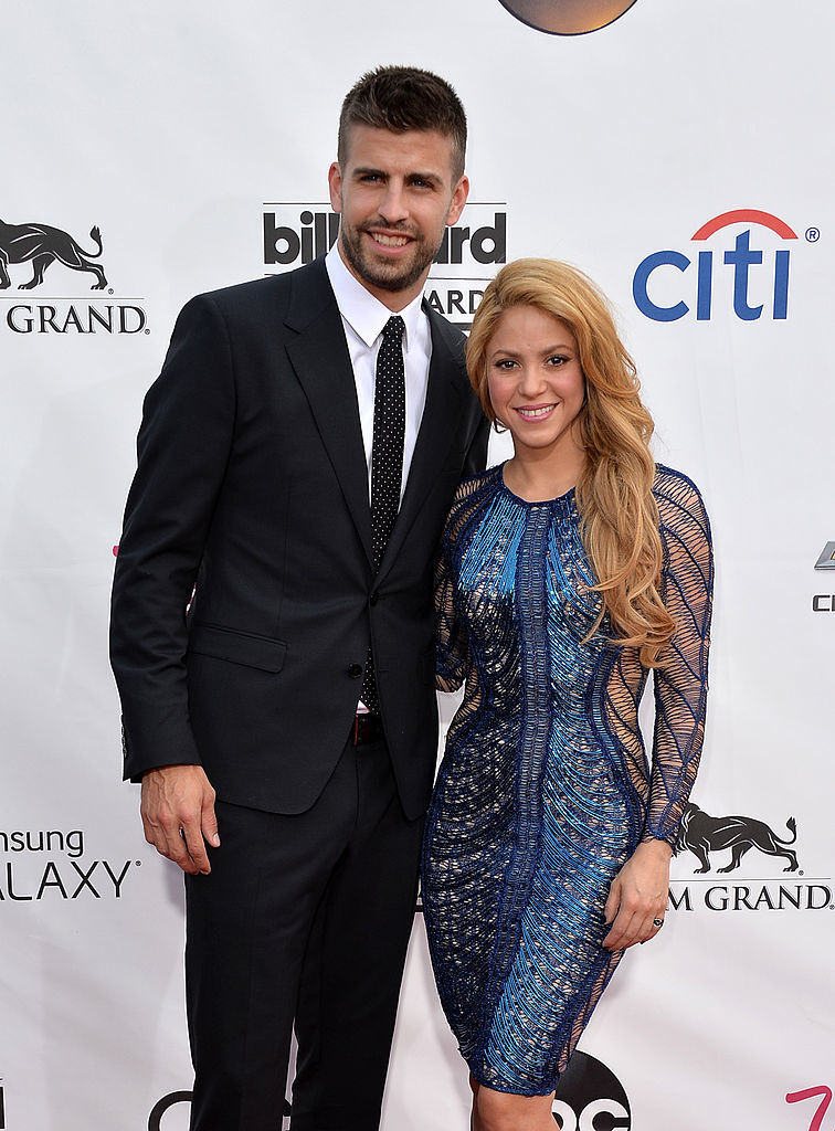 Shakira And Gerard Piqué - Celebrity Couples with Extreme Height Differences - Livingly