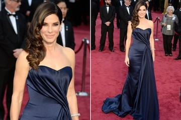 Vote for Sandra Bullock for Best Dressed at the Oscars