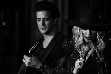 Mark Ballas and BC Jean Dish to Us About How They Met, Wedding Planning and their Indie Duo, Alexander Jean