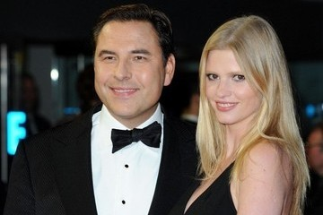 Lara Stone and David Walliams Had a Baby, It's a Boy!