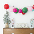 Make Your Garland Out Of Balloons