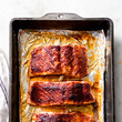 15-Minute Spicy Maple Glazed Salmon