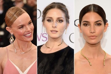 Trend to Try: Open-Front Necklaces