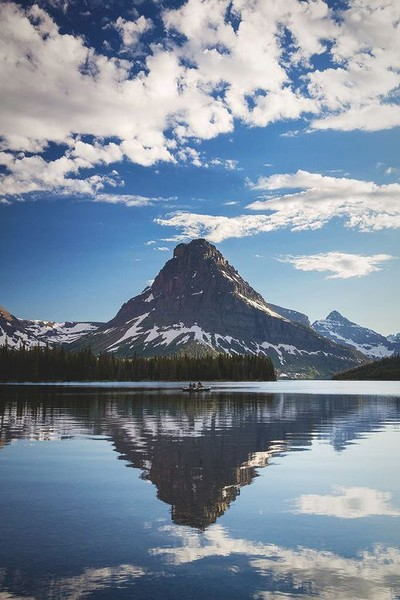 Cancer: Montana's Glacier National Park