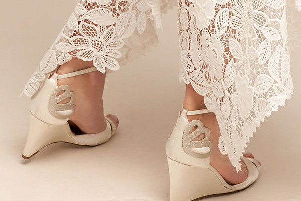 Wedding Wedges We Love