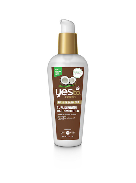 Yes to Coconut Curl Defining Hair Smoother
