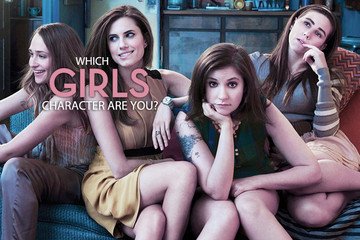 'Girls' Season Premiere - Which 'Girls' Character Are You?