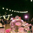 Beauty and the Beast Flower Centerpieces