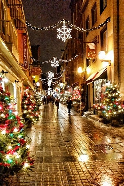 European Getaway In Quebec City