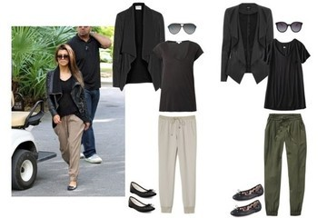 Steal Her Style: Kourtney Kardashian