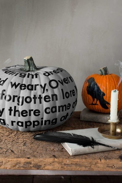 Wordy Pumpkin