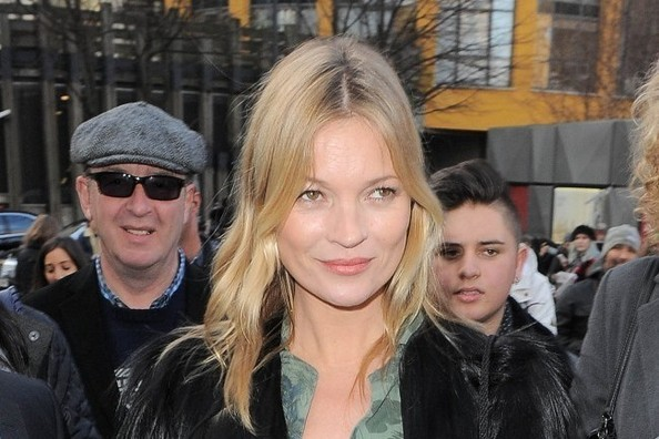 Kate Moss Rocks London Topshop Show... We Can't Wait For Her New Collection For the Chain