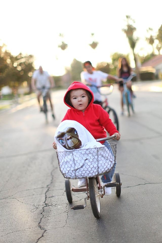 this little girl dresses up for halloween all month and its 4 month old halloween - 10 Month Old Baby Boy Halloween Costumes