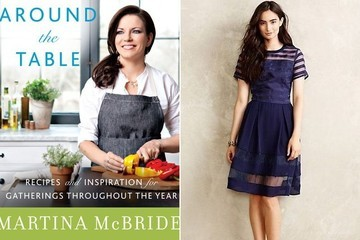 StyleBistro Book Club: 'Around the Table' by Martina McBride