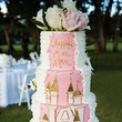 Happily Ever After Castle Cake