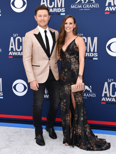 Scotty McCreery And Gabi Dugal
