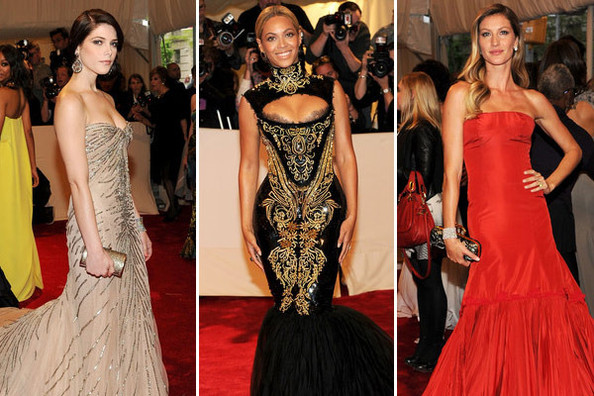 50 Celebs Make StyleBistro's Best & Worst Dressed at the Met Gala 2011