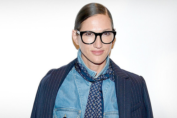 15 Times Jenna Lyons Schooled Us on Layering