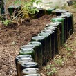 Line Beds With Bottles