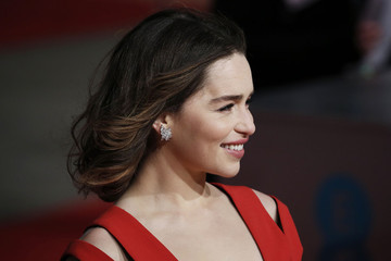 We Can't Get Enough of Emilia Clarke's Regal Red Carpet Style