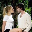 Anna Paquin and Stephen Moyer on 'True Blood'
