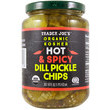 Hot & Spicy Dill Pickle Chips