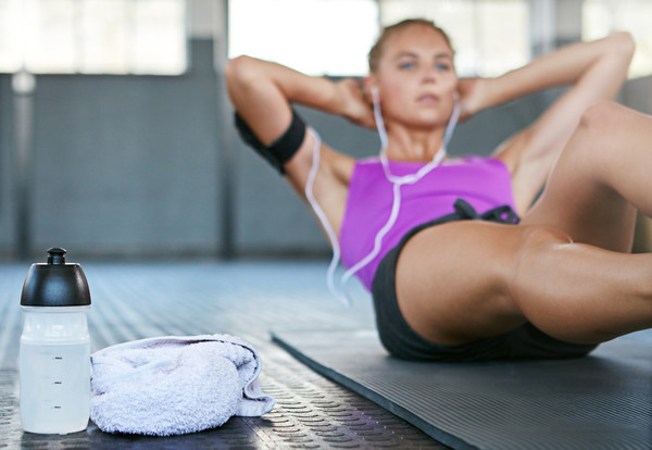 Work Your Core With These Ab Exercises