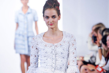 Calling All Brides—Oscar de la Renta Has Something New (& Blue!) For You