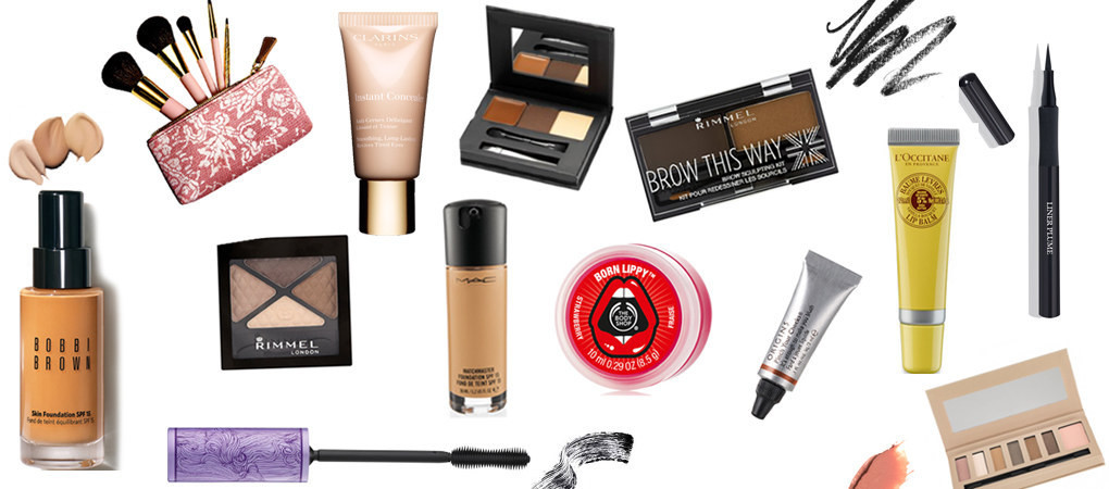 Makeup Starter Kit 10 Products You Need In Your Makeup Bag Beauty