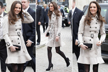 Kate Middleton Causes Burberry Buying Frenzy