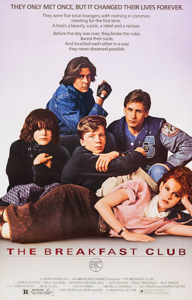 'The Breakfast Club' (1985)